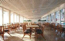 Corridoio pranzante Fotografie Stock