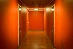 Corridoio dell'appartamento Fotografia Stock Libera da Diritti