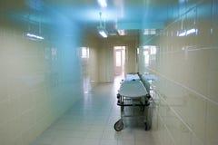 Corridoio a stanza attiva Fotografie Stock