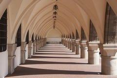 Corridoio storico Immagini Stock Libere da Diritti
