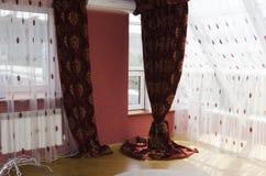 Corridoio in una proprietà privata Fotografie Stock Libere da Diritti