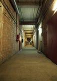 Corridoio urbano Immagini Stock Libere da Diritti