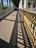 corridoio in vecchio comune Fotografia Stock