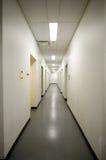 Corridoio vuoto Fotografia Stock Libera da Diritti