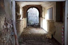 Corridoio vuoto Immagini Stock Libere da Diritti