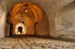 Corridor Royalty Free Stock Photos
