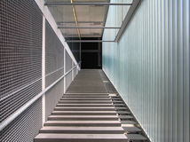 Corridor. OLYMPUS DIGITAL CAMERA Royalty Free Stock Photography