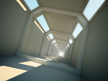 Corridor Royalty Free Stock Photo