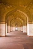 Corridor, Akbar Tomb Stock Photography
