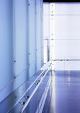 Corridor in the building Royalty Free Stock Photography