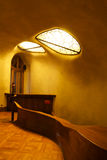 Corridor of Casa Batlló Royalty Free Stock Photography
