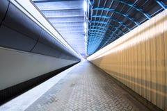 Corridor of the city hall Stock Photo