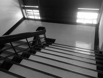 corridor empty walkway Royalty Free Stock Photography