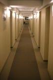 Corridor of hotel Stock Photography