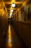 Corridor hotel Stock Photography