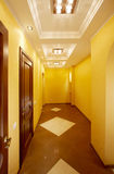 Corridor interior Royalty Free Stock Photography