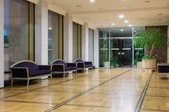 Corridor at the Kremlin Palace Stock Image