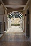Corridor in a luxury hotel Stock Photography