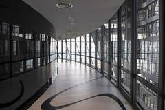 Corridor of modern building