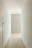Corridor of modern house Royalty Free Stock Photo