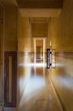 Corridor in Nahargarh Fort, Jaipur,. Rajasthan, India Stock Photography