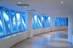 Corridor Of Circle Stock Image