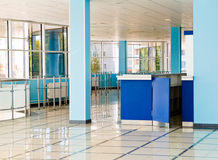 Corridor at office Royalty Free Stock Image