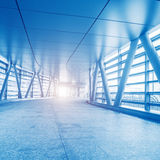 Corridor in office building Royalty Free Stock Image