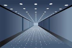Corridor vector Stock Photography