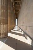 Corridor at the Walhalla Royalty Free Stock Photography