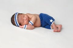 Corridore del ragazzo di neonato Immagine Stock Libera da Diritti
