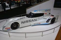 Corridore dell'ibrido di Nissan ZEOD RC Immagine Stock Libera da Diritti