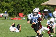 corridore di caloria di calcio della gioventù 7U Fotografia Stock