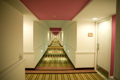 Corridors Royalty Free Stock Photos