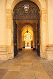 Corridors of Learning, Oxford Royalty Free Stock Photography