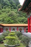 Corridors of taipei martyrs' shrine Royalty Free Stock Photos