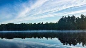 Corriente de la nube Imagenes de archivo