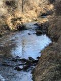 Corriente/río Foto de archivo libre de regalías