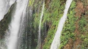 Corrientes de Krcic de la cascada Fotos de archivo libres de regalías