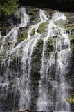 Corrientes del agua Foto de archivo libre de regalías