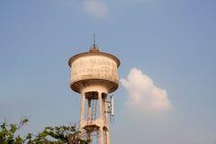 Corrientes en un vidrio Foto de archivo libre de regalías