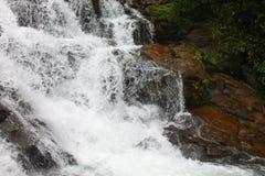 Corrientes indias del agua - belgaum imagen de archivo