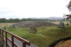 Corrimony Chambered Cairn Royalty Free Stock Photo