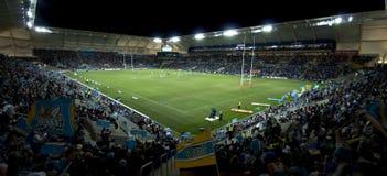 Corrispondenza di lega di rugby Immagini Stock Libere da Diritti
