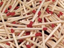 Corrispondenze di legno della cucina Immagini Stock Libere da Diritti