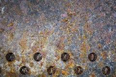 Corrode iron Royalty Free Stock Photography