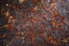 Corroded metal background Royalty Free Stock Image