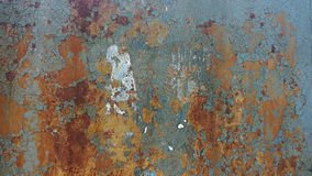 Corroded metal background. Rusty metal background with streaks of rust. Rust stains. Rystycorrosion. Stock Images