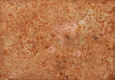 Corroded metal rusty texture. Good for background Royalty Free Stock Image