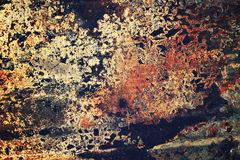 Corroded metal texture. Stock Photography